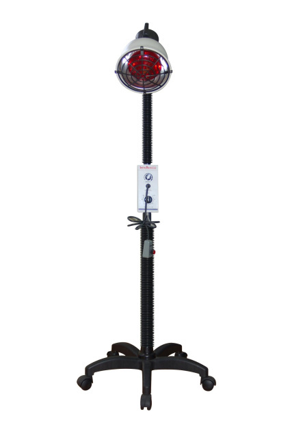 Irks 300 Infrared Heat Lamp With Manual Control Stablizer Base
