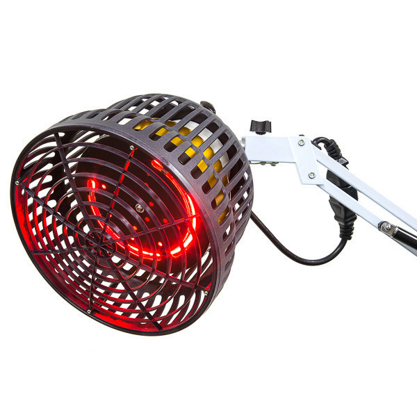 tdp heat lamp with far infrared bulbs, infrared heat lamp for muscle pain