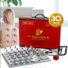 Cupping Set: 30 Piece Plastic Cupping Set By Hansol